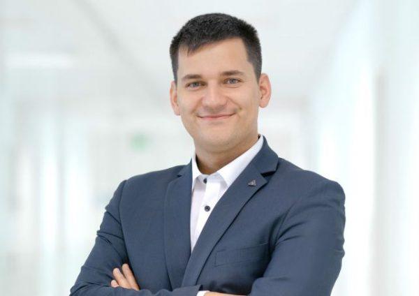 Antanas Laurutis: nuo studento iki įmonės vadovo per septynerius metus