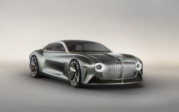 """""""Bentley"""" šimtmečio proga – įspūdinga naujiena """"EXP 100 GT"""""""