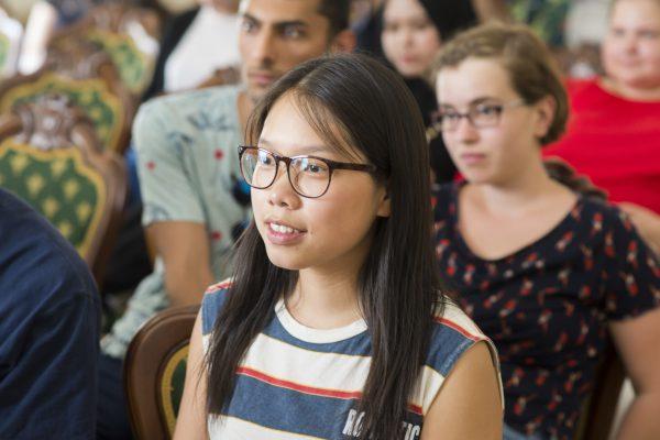 """VDU """"Baltijos vasaros universitete"""" – studentai iš 30 pasaulio šalių"""