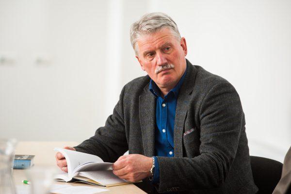 Prof. Egidijus Aleksandravičius: verslininkams taikoma kaltumo prezumpcija – kaltas, kol neįrodys priešingai