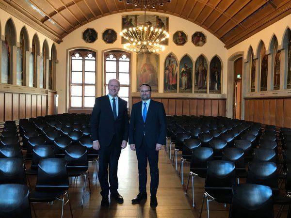 Ministras M. Kvietkauskas:  Lietuvą su Hesenu sieja ir kultūriniai saitai, ir istorinė atmintis