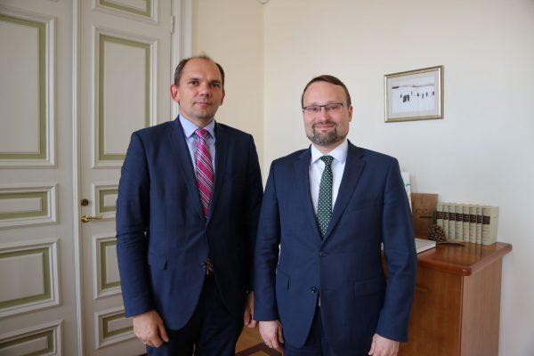 Paskirtasis Lietuvos ambasadorius Prancūzijoje ketina stiprinti kultūrinius saitus