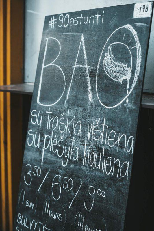 Palanga poilsiautojus gundo neragautais patiekalais: nuo bao iki guminukų arbatos