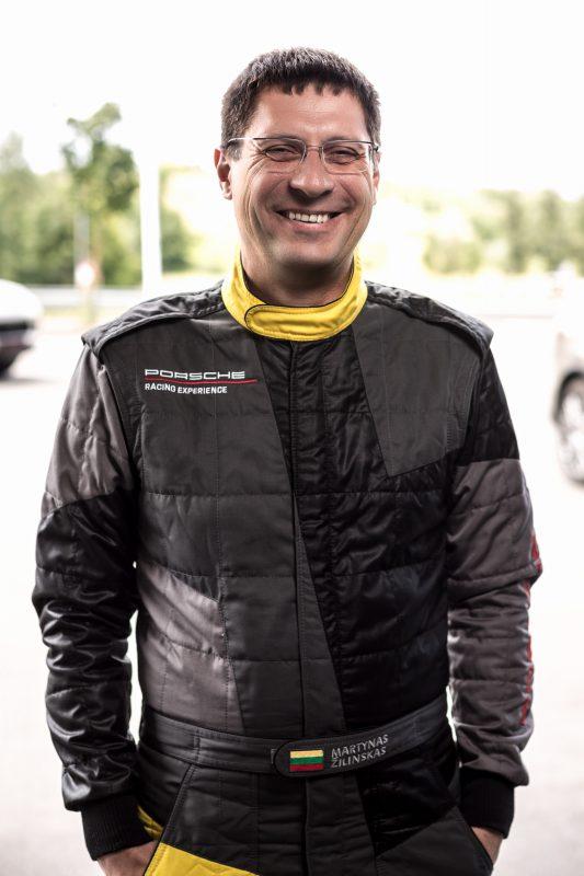 """Porsche Baltic"" komandos nariai 1006 km lenktynėms ruošiasi kasdien"