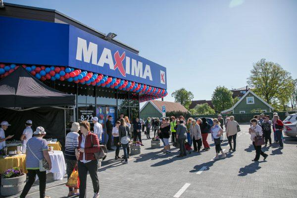 """""""Maxima"""" pradės """"Ačiū"""" turą Lietuvos miestuose ir miesteliuose"""