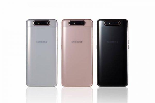 """Z kartai sukurtą """"Galaxy A80"""" su besisukančia kamera jau galima įsigyti Lietuvoje"""