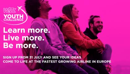"""Trečiasis """"Wizz Air"""" iššūkis studentams kvies spręsti tvarumo problemas"""