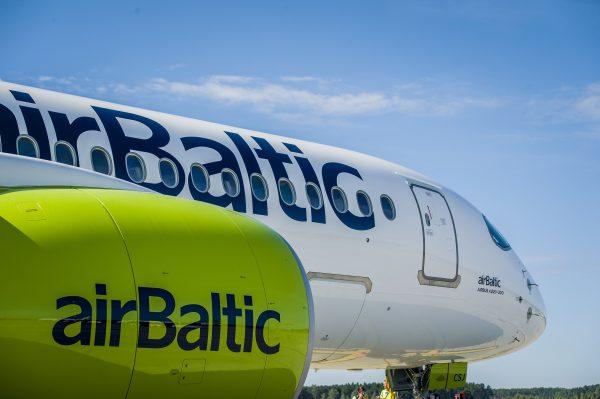 """""""airBaltic"""" sėkmingai išleido 200 milijonų eurų obligacijų emisiją"""