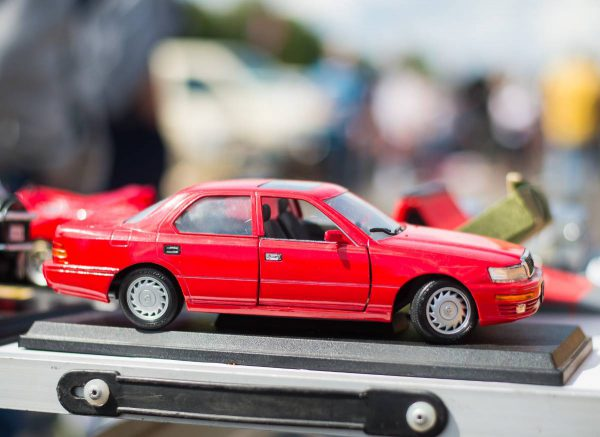 Kolekcininko aistra: automobilių modeliams kaunietis paskyrė visą kambarį