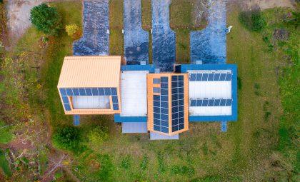 """Pirmasis Lietuvoje """"Passivhaus"""" ir A++ sertifikatų tandemas būsto projektui"""