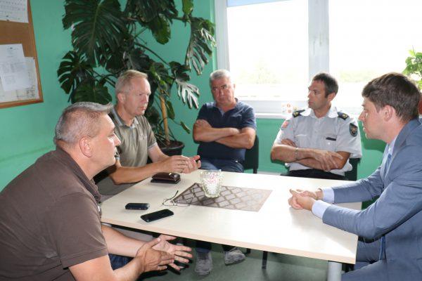 Aptartos regiono sąvartyne kylančių gaisrų prevencijos priemonės