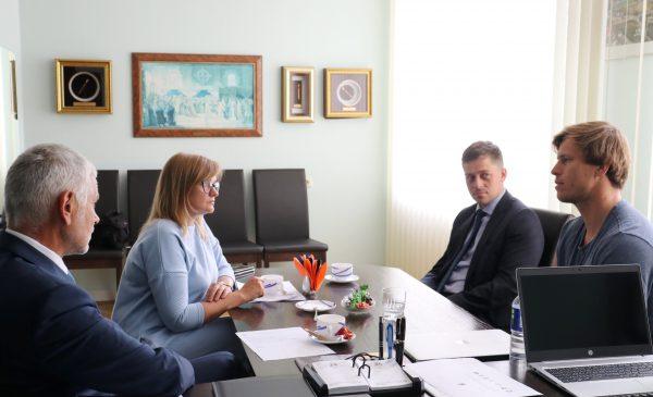 Aptartos vandens sporto problemos ir galimybės Klaipėdos rajone