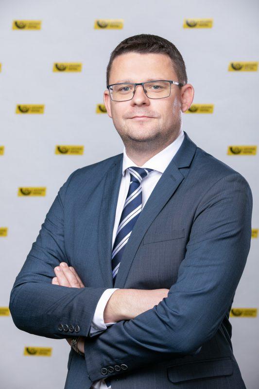 Biržuose į naują modernų Lietuvos pašto skyrių investuota 110 tūkst. Eur