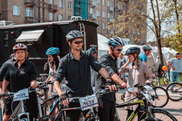 K. Navickas apie dviratininkus Danijoje: nėra blogo oro, kai yra tinkama apranga