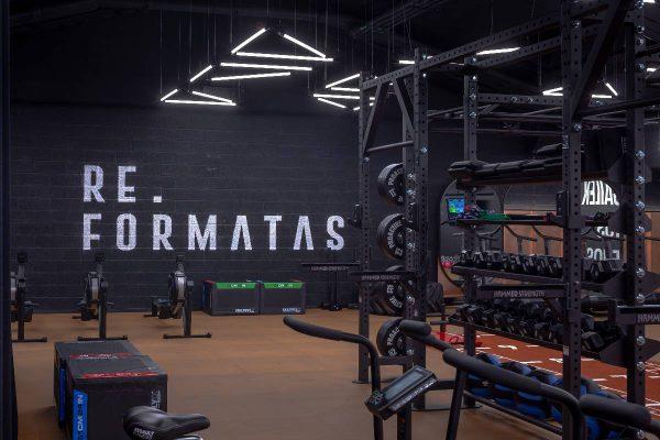 Vilniuje rugsėjį duris atvers antrasis sporto klubas RE.FORMATAS