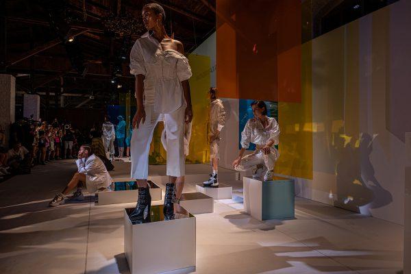 Rita Ora vardinė batų kolekciją jau Lietuvoje – pristatyme Berlyne sudalyvavo ir Monique