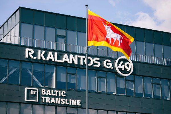 """Naujasis """"Baltic transline"""" biuras Kaune: modernumas ir dėmesys darbuotojams"""