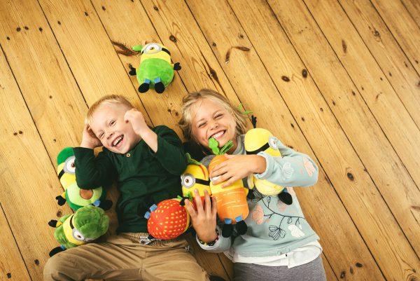 """Pasaulinio pripažinimo sulaukę """"Minions"""" nuo šiol atlieka misiją ir Lietuvoje: """"Maximoje"""" jie virto vaisiais ir daržovėmis"""