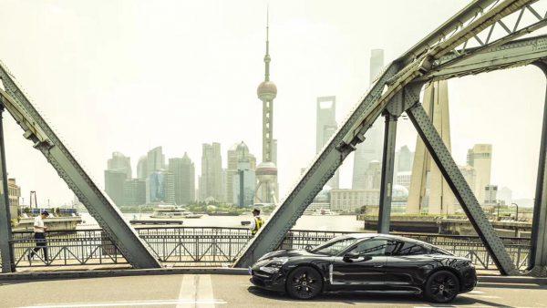 "Paaiškėjo oficialios ""Porsche Taycan"" premjeros data"