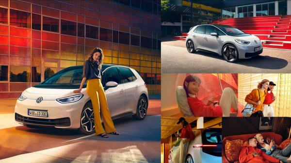 """""""Volkswagen"""" pristatė naują logotipą ir vizualinį identitetą"""