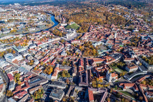 Vilniaus teritorijos bendrasis planas – finišo tiesiojoje