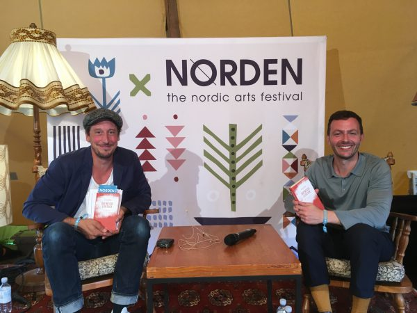 Lietuviški akcentai Šiaurės Vokietijos festivalyje NORDEN