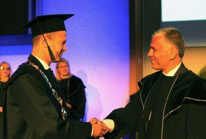 Inauguruotas ISM Vadybos ir ekonomikos universiteto rektorius dr. Dalius Misiūnas