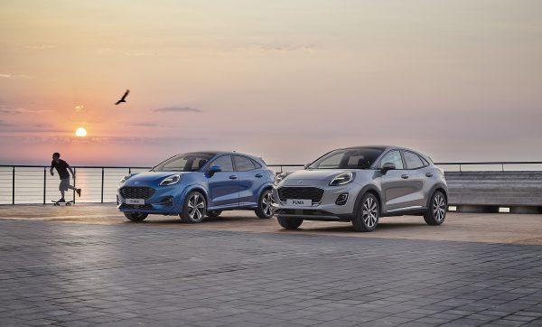 """""""Ford"""" elektrifikuotų modelių spurtas: iki 2022 m. aplenks benzininius ir dyzelinius"""