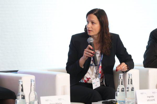 Kultūros viceministrė I. Veliutė: skaitmeninės technologijos svarbios kuriant ir saugant kultūrą