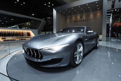 """""""Maserati"""" skelbia elektrifikacijos planus"""