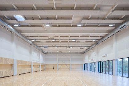 MERKO baigė statyti Vilniuje naują mokymo įstaigą