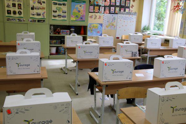 Mokymosi krepšeliai kiekvienam ir piniginės premijos: tokiu dėmesiu negali pasigirti jokia kita savivaldybė
