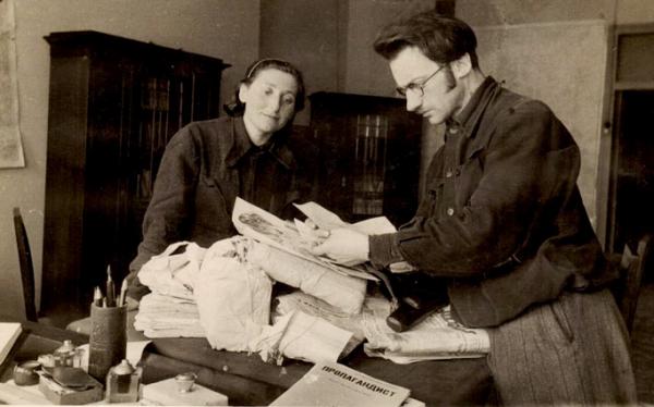 """Berlyne – dokumentinio filmo """"Popierinė brigada"""" premjera"""