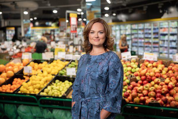 IKI pristatė pirmąją parduotuvę, kurioje visos kainų etiketės – skaitmenizuotos