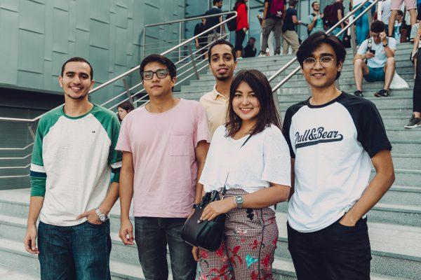 Užsieniečiai iš JAE, Egipto, Ekvadoro ir Kazachstano įvardijo, kodėl renkasi studijas Lietuvoje