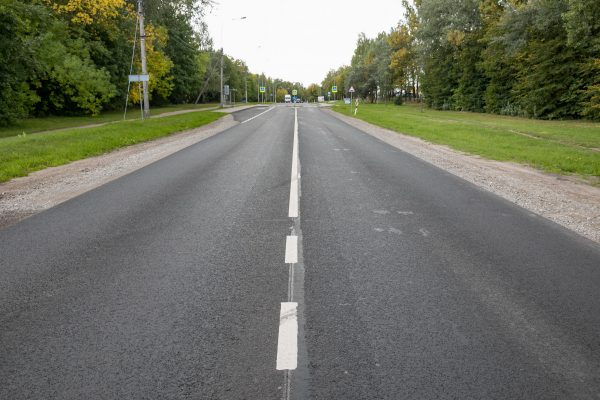 Gera žinia: atnaujintos dvi svarbios Naujininkų rajono jungtys