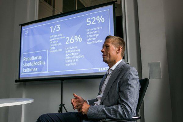 Kibernetinis saugumas: 78 proc. Baltijos šalių gyventojų nesirūpina savo duomenų saugumu
