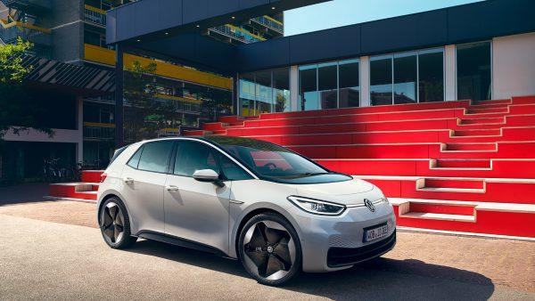 """Volkswagen"" pradeda naują erą su pasauline ID.3 premjera"