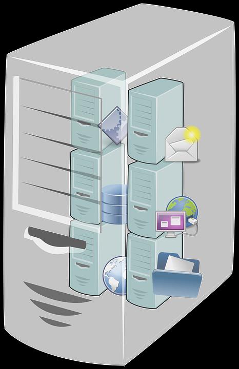 Virtualūs dedikuoti serveriai – stambiems projektams