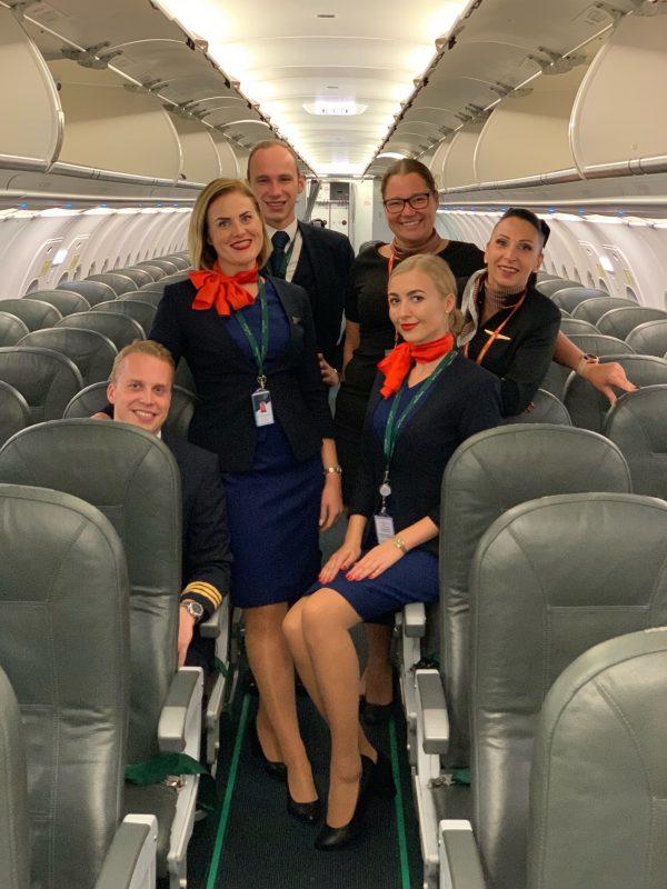 """""""GetJet Airlines"""" pradėjo vykdyti skrydžius Kanados rinkoje"""