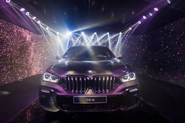 """ietuvoje debiutuoja naujieji """"BMW X6"""" ir 8 serijos """"Gran Coupe"""""""