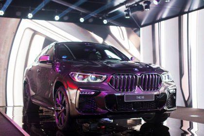 """Lietuvoje debiutuoja naujieji """"BMW X6"""" ir 8 serijos """"Gran Coupe"""""""