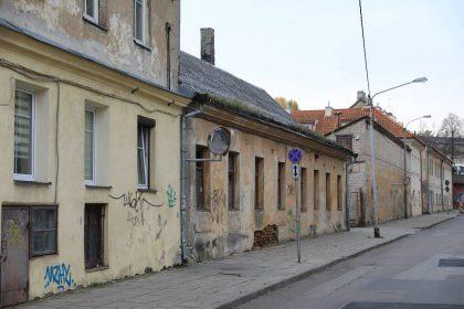 Prašo taisyti: Vilniaus savivaldybė nepritarė NT projektui Šv. Stepono gatvėje
