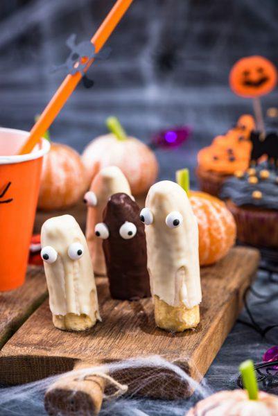 Kokius užkandžius rinktis Helovino šventei?