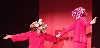 """""""Teatro istorijos"""" – lėlių teatrų festivalyje Kijeve"""