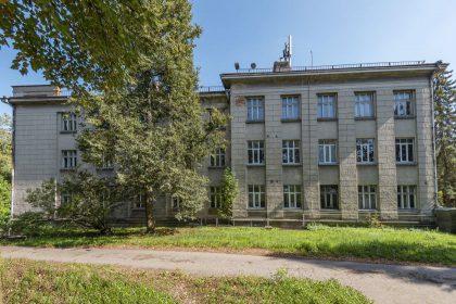 Skelbiami VDU nuosavybės teise valdomų pastatų visoje Lietuvoje aukcionai