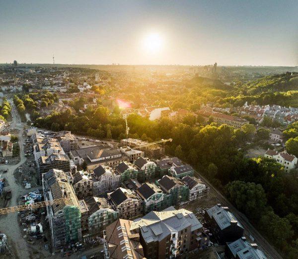 Vilniaus pokyčiai: paveldas virsta naujomis galimybėmis smulkiam verslui