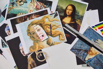 """Kaip atrodytų klasikų kūriniai """"Instagram"""" amžiuje?"""