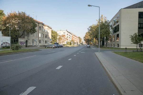 Rinktinės gatvės laukia rekonstrukcija – nusidrieks naujas pėsčiųjų ir dviračių takas