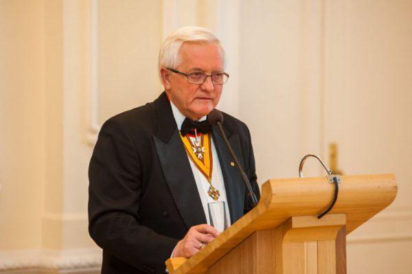 Prof. Vytautas Kaminskas: aukštasis mokslas – nuo demokratijos link biurokratijos